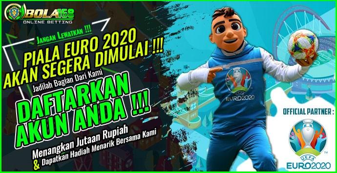 Bola168 : Agen Taruhan, Bandar Judi Bola, Piala Euro 2020 ...